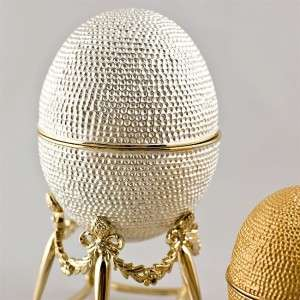 Faberge Egg   The Hen Egg Russian Easter Eggs E06 12B