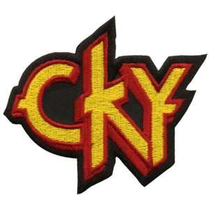 CKY   Logo Iron On Patch: Arts, Crafts & Sewing