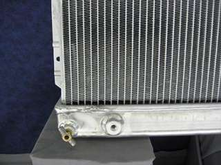 High Performance Aluminum Race Radiator 60 66 Ford/Merc