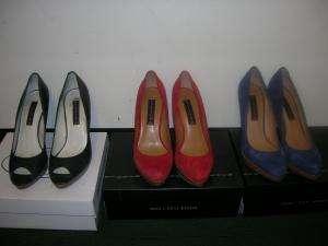 Lot of 3 STEVE MADDEN High Heel Platform Shoes 8.5/9