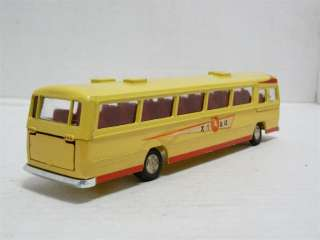 Diapet Yonezawa D 266 1/50 Mitsubishi Fuso Bus Diecast Model