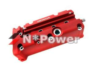 HONDA INTEGRA DC5 TYPE R K20A 2.0 ACCORD EURO K24A 2.4RED VALVE COVER