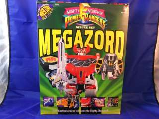 Ban Dai Mighty Morphin Power Rangers Megazord MIB 1993