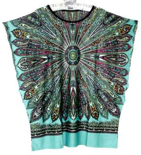 HOT summer loose cosy green mini T shirt DRESS N183 SIZE XL