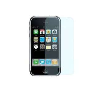 For iPhone 3Gs 3G s Premium Screen Protector Blue Tint Electronics