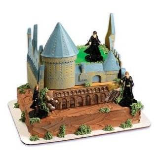 Harry Potter Quidditch Cake Topper