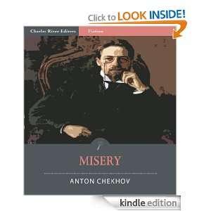 Misery (Illustrated) eBook Anton Chekhov, Charles River