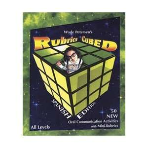 Spanish Rubrics Cubed Book