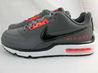 MENS NIKE AIR MAX LTD 407979 080 DARK GREY/BLACK MAX ORANGE
