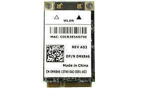 Dell Inspiron 1526 1720 1721 6400 E1505 Wireless Card   MX846 0MX846