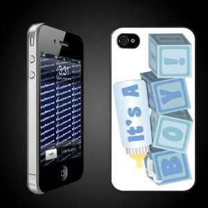 Blocks   iPhone Hard Case   CLEAR Protective iPhone 4/iPhone 4S Case