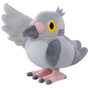 Official Pokemon Best Wishes Plush Toy   6 Mamepato