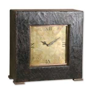 Uttermost Jamil Metal Clock: Home & Kitchen