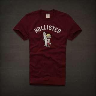 NWT Hollister Men Leucadia GraphicTee T Shirt Top