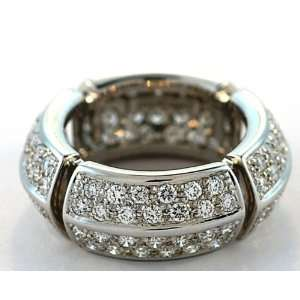 White Gold Diamond Ring (2.09 ct. tw.): Alicias Jewelers: Jewelry