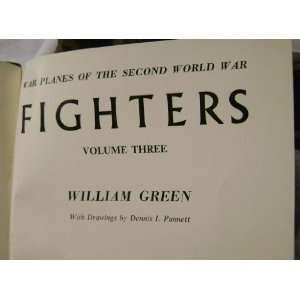 War Planes Fighters Volume 3 Books