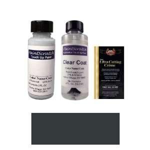 2 Oz. Kaiser Silver Metallic Paint Bottle Kit for 1985