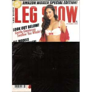 Leg Show Magazine November 2008: LEG SHOW: Books