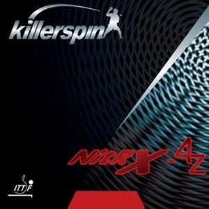 Killerspin Nitrx 4z Table Tennis Rubber