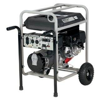 Porter Cable H650IS W 6,500 Watt Contractor Portable Generator