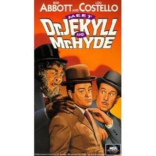 Abbott & Costello Meet Frankenstein [VHS]: Bud Abbott, Lou