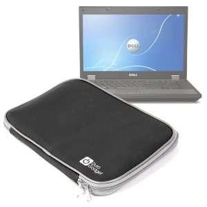 Black Neoprene Laptop Case For Dell Latitude 15.6 Electronics