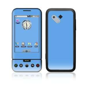 com Simply Blue Decorative Skin Cover Decal Sticker for HTC T Mobile