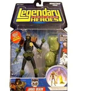Legendary Comic Book Heroes Series 2 Judge Death Action