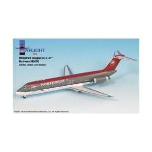 Skymarks Turkish A330 200 Model Airplane: Toys & Games