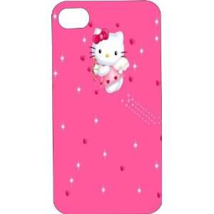 Pink Hello Kitty iPhone Case for iPhone 4 or 4s from any carrier