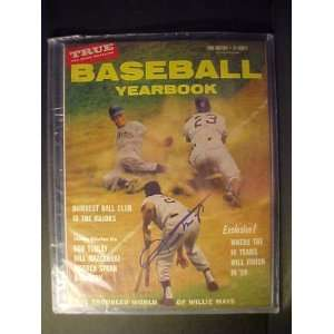 Willie Mays San Francisco Giants Autographed 1959 True