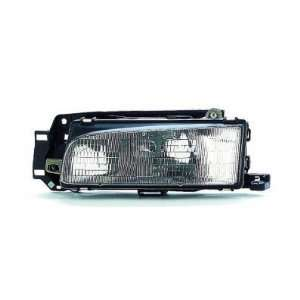 1990 94 MAZDA 323 HEADLIGHT, DRIVER SIDE Automotive