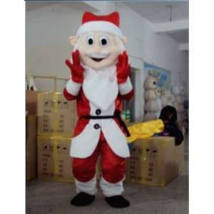 hot selling Super cute Santa Claus Cartoon Costumes: Home & Kitchen