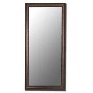 Ready to Hang Wall Mirror With 1 1/4 Bevel.