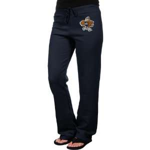 Oral Roberts Golden Eagles Ladies Navy Blue Logo Applique