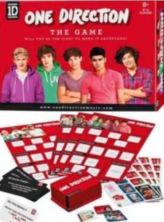 One Direction the Game Board Game Puzzle Brand New Gift