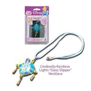 New Disney Princess Cinderella Slipper Flashing Light Up