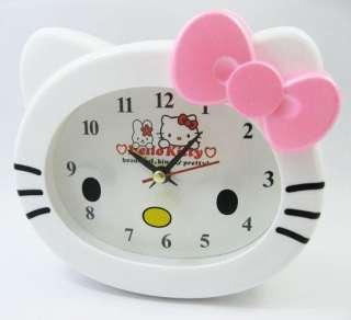 New HelloKitty Fashion Beautiful Alarm Clock Z001I
