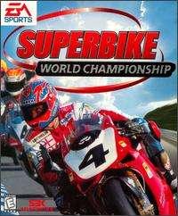Superbike World Championship PC CD race motorcycle super bike arcade