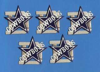 Lot Dallas Cowboys NFL Football Patches Crests
