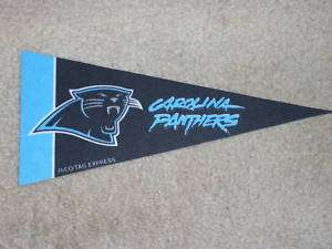 Carolina Panthers NFL Mini Pennant (Felt)