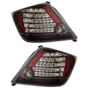 SCION TC 05 06 LED TAIL LIGHT BLACK NEW Automotive