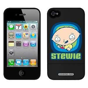 Stewie Griffin from Family Guy on Verizon iPhone 4 Case by