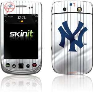 New York Yankees Home Jersey skin for BlackBerry Torch