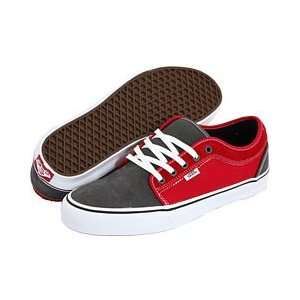 Vans Shoes Chukka Low Massimo Cavedon   Grey Red: Sports