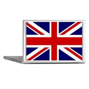 Laptop Notebook 7 Skin Cover British English Flag HD