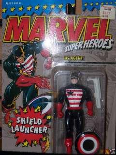 AGENT MARVEL SUPERHEROES Action Figure, New