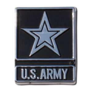 United States Army Premium Chrome Metal Auto Emblem