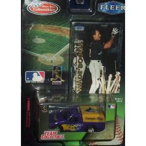 Tampa Bay Devil Rays 1999 MLB Diecast 1:64 Scale Ford F