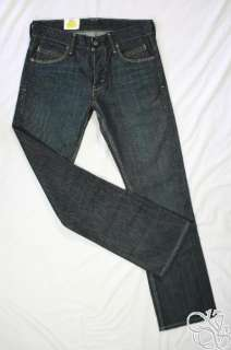 LEVIS JEANS 527 Boot Cut Straight Fit Everglade Denim Mens Pants New